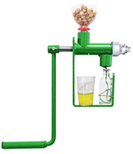walnut oil press